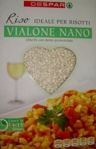 VialoneNanoRice